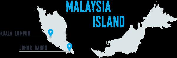 日本人が選ぶ移住先の人気No.1はマレーシアです