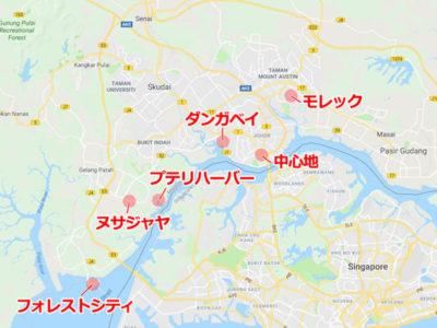ジョホールマップ